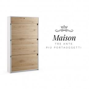 Wood Arredo Maison · 3 ante
