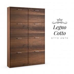 Otto Ante · Legno Cotto