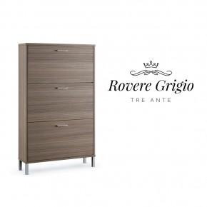 Slim Design 18 · Rovere Grigio