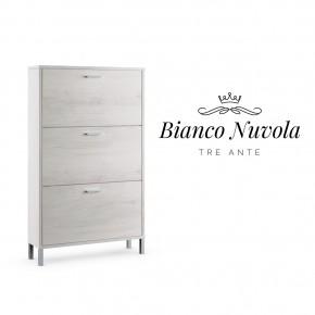 Slim Design 18 · Bianco Nuvola