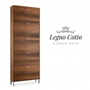 Slim Design 30 · Legno Cotto